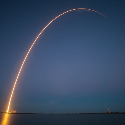 discovery, fire, galaxy, launch, Nikon D700