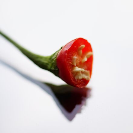 blur, chili, chilli, peppers, Sony SLT-A58