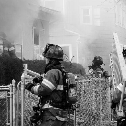firemen, fire, fireman, Sony NEX-5N