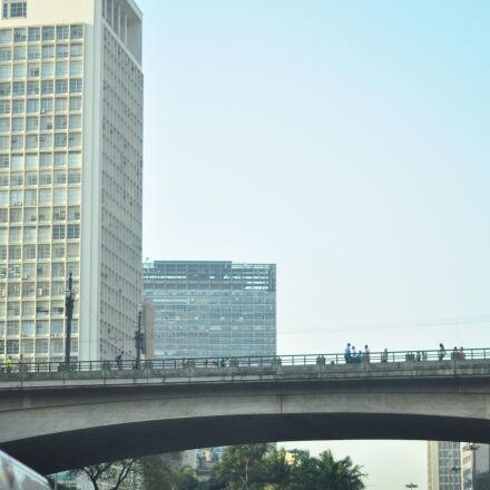 blue, brazil, buildings, city, Nikon D90