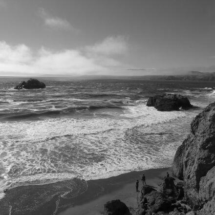 ocean, view, Panasonic DMC-ZS3