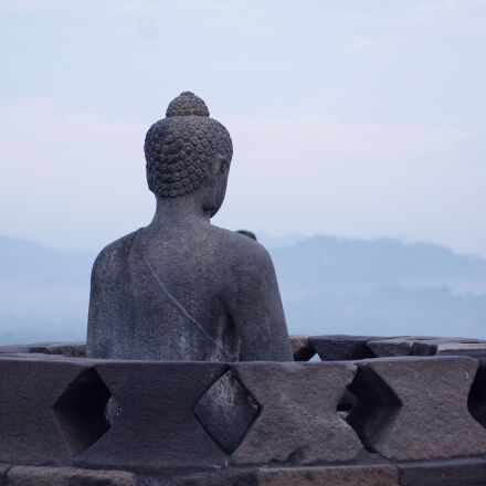 buddha, buddhism, indonesia, temple, Pentax K-X