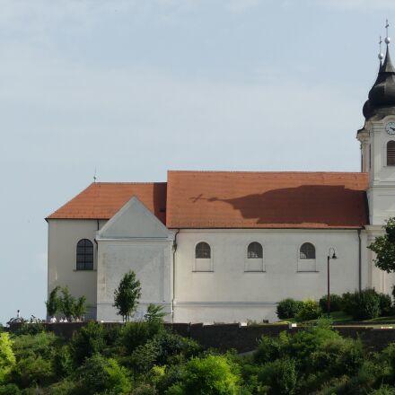 church, tihany, hungary, Panasonic DMC-FZ300