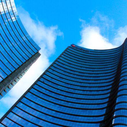 milan, skyscraper, skyscrapers, Canon EOS 1300D