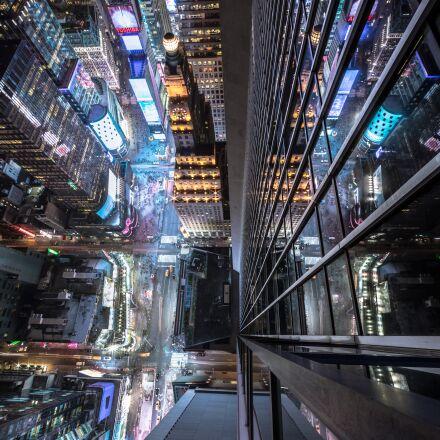 buildings, city, city lights, Canon EOS 6D