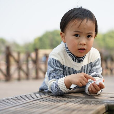 child, outdoor, nature, Sony ILCE-7M2