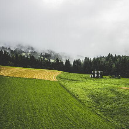 landscape, nature, sky, clouds, Canon EOS 5D MARK III