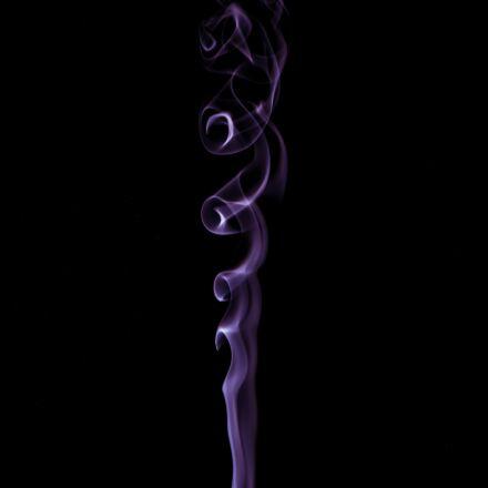 smoke, art, black, Pentax K-5 II S