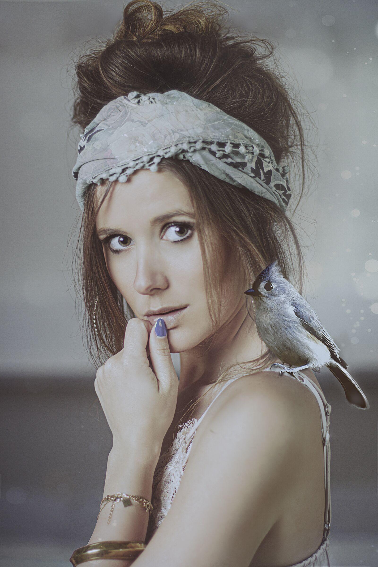 "Canon EOS 7D sample photo. ""Portrait, model, girl"" photography"
