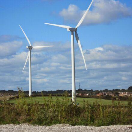 windfarms, farming, wind, Canon DIGITAL IXUS 200 IS