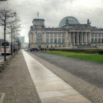 reichstag, berlin, germany, Fujifilm X100S