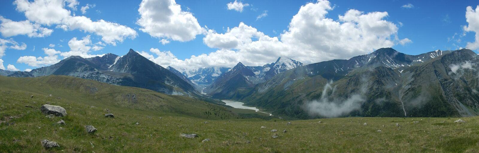 """Nikon Coolpix AW120 sample photo. """"Mountain altai, mountains, landscape"""" photography"""