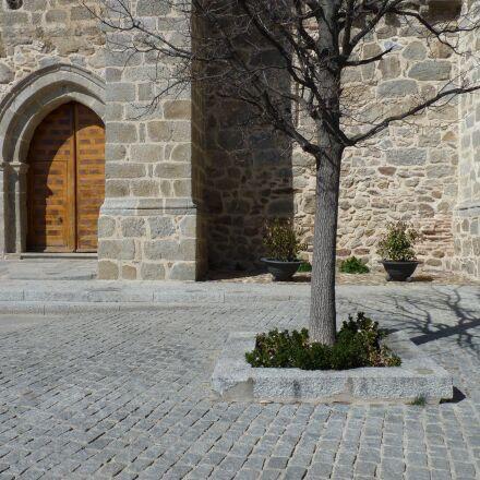 architecture, stone, wall, Panasonic DMC-FZ38