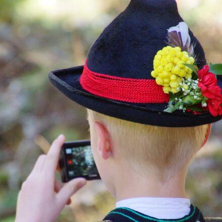 sarner, hat, costume, Sony SLT-A65V