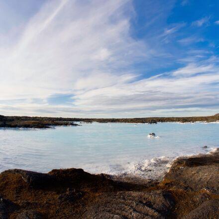 blue, lagoon, iceland, Canon EOS 5D