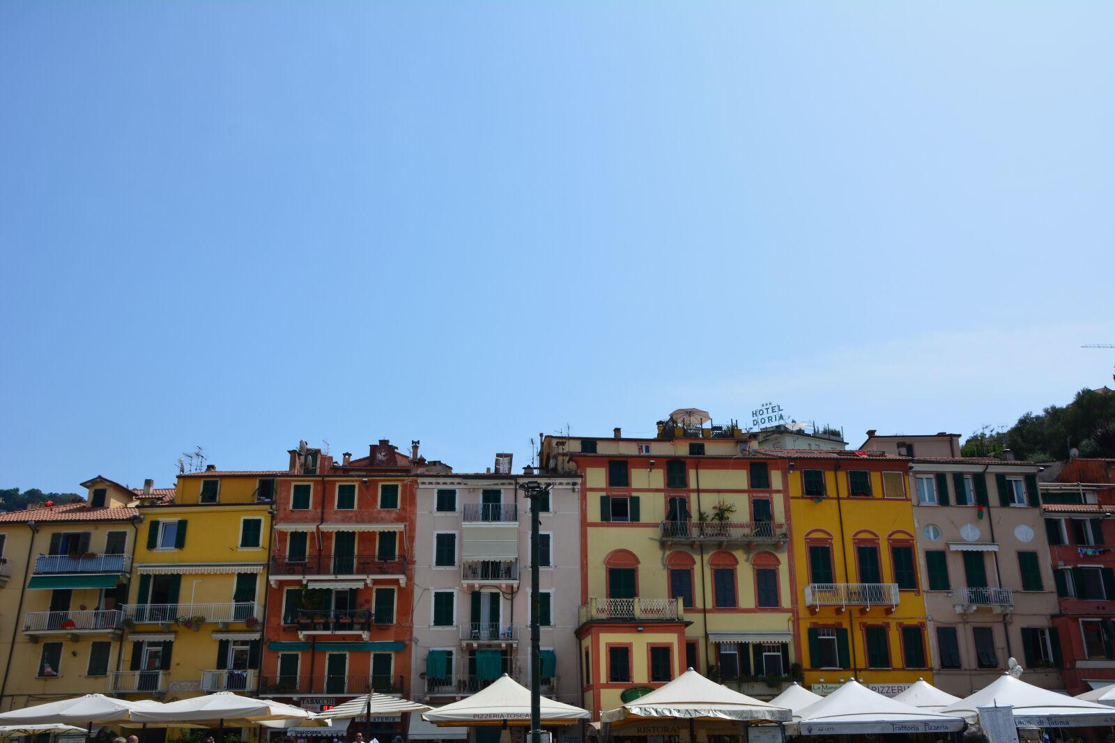 "Nikon D5200 sample photo. ""Cinque, terre, city, color"" photography"