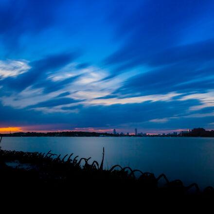 blue, boston, clouds, long, Canon EOS 5D MARK III