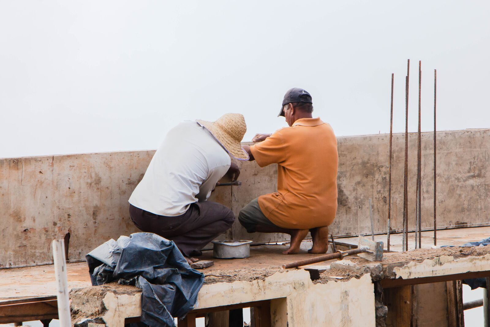 """Canon EOS 70D sample photo. """"Men, working, hardworking"""" photography"""