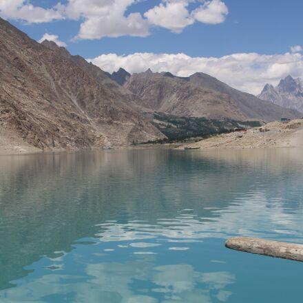 mountains, water, lake, Canon EOS REBEL T3I