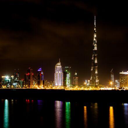 city, landscape, dubai, Canon EOS 5D MARK II