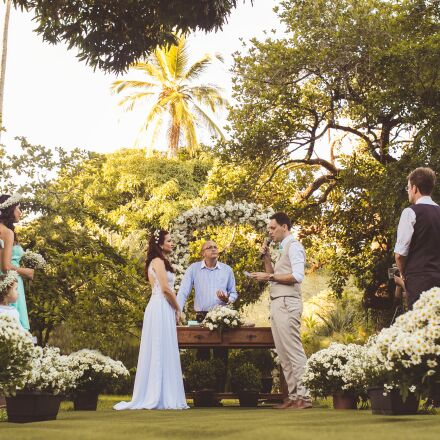 marriage, field, godparents, Canon EOS 5D MARK III