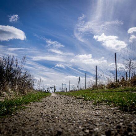 away, hiking, trail, Sony ILCE-6000