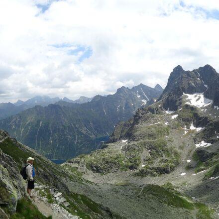 mountains, tatry, poland, Sony DSC-WX300