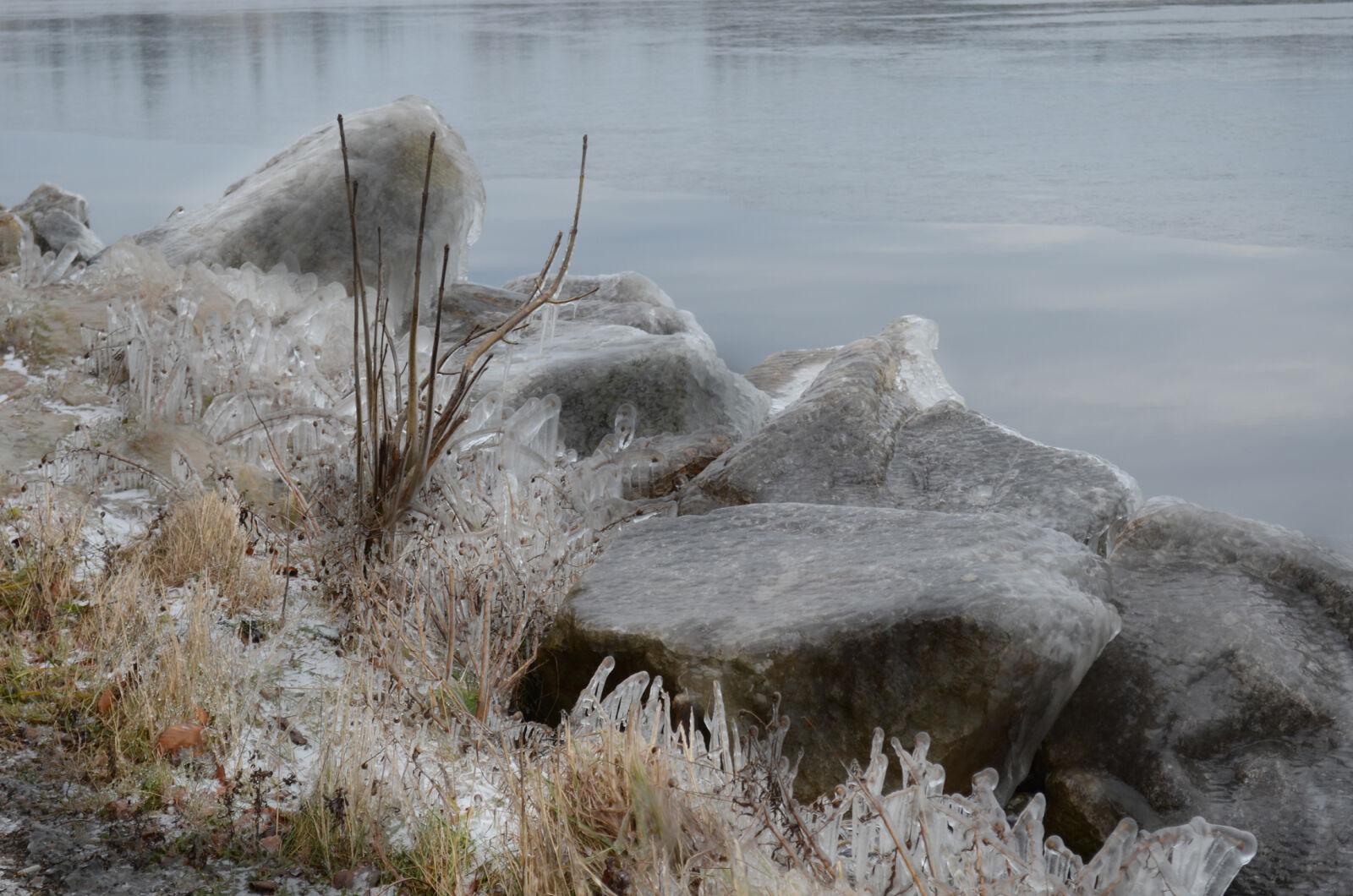 "Nikon D5100 sample photo. ""Lakeside"" photography"
