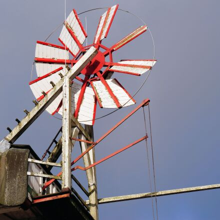 mill, windmill, grind grain, Sony SLT-A58