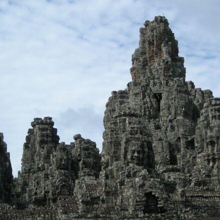 cambodia, baiao, angkor thom, Nikon COOLPIX S500