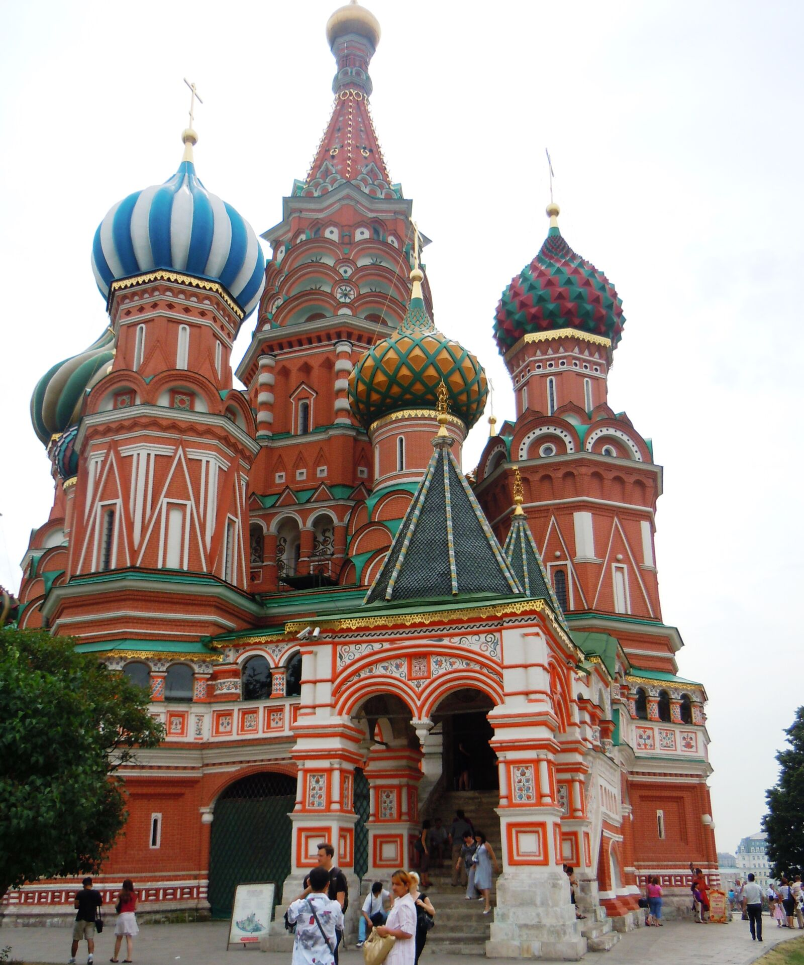 """Nikon Coolpix S8000 sample photo. """"Cupolas, moscow, ornate, st"""" photography"""