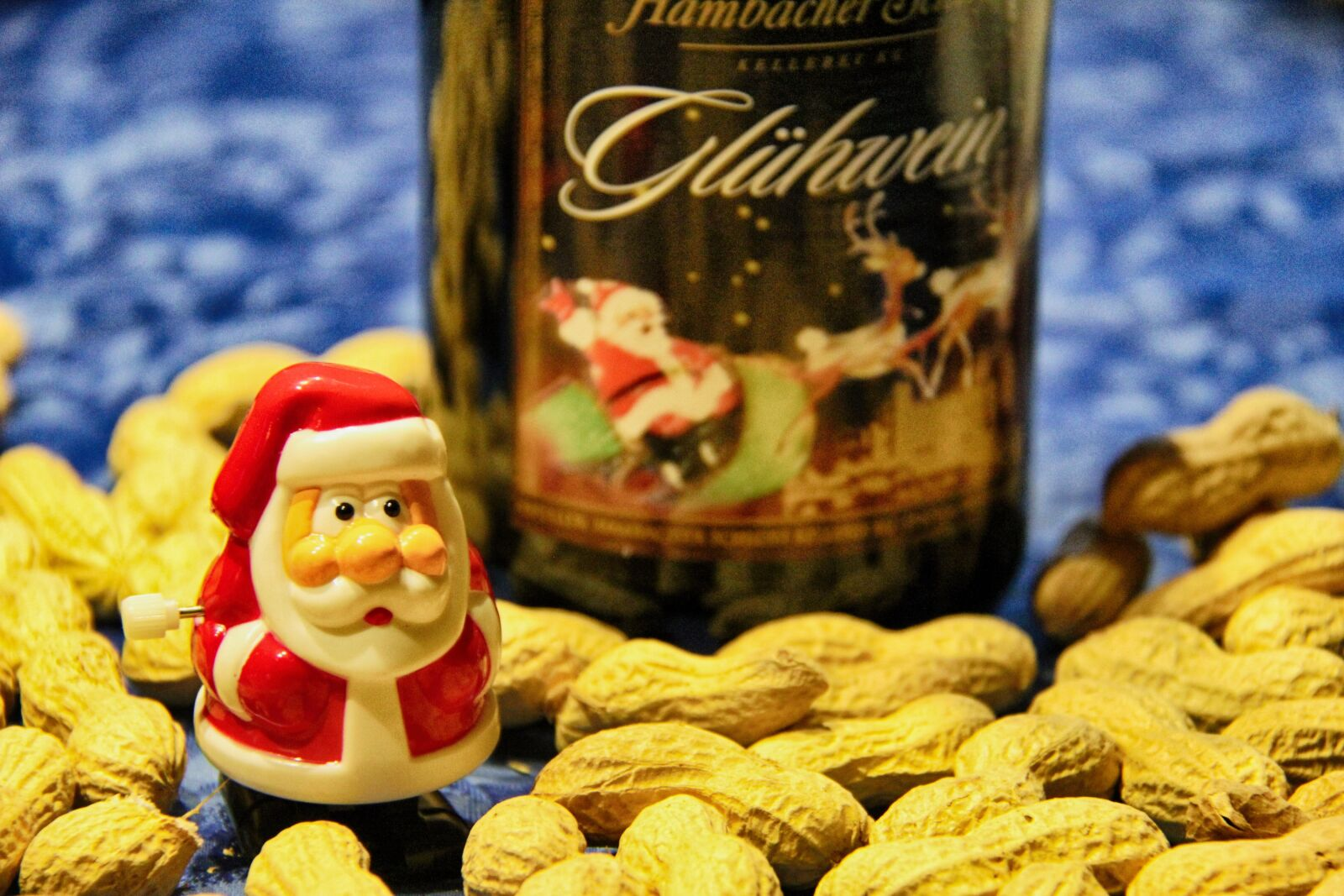 """Canon EOS 60D sample photo. """"Mulled claret, nicholas, peanuts"""" photography"""