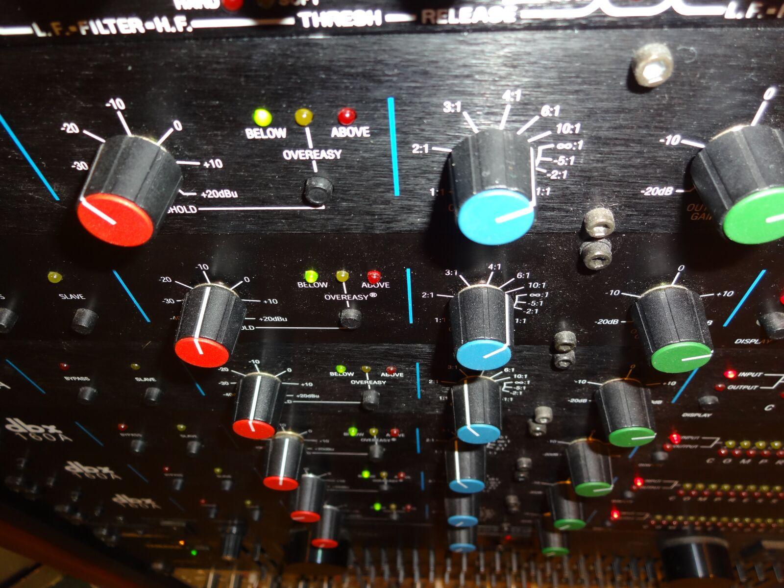audio, knobs, recording