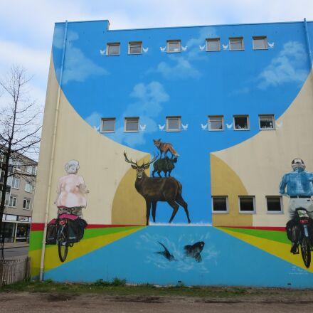 cycling, netherlands, veluwe, Canon IXUS 255 HS