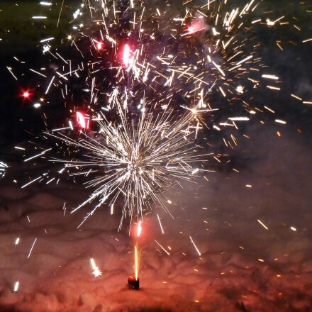 fireworks, new year's eve, Panasonic DMC-TZ30