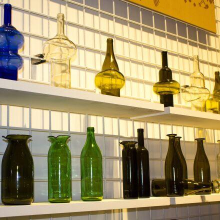 bottles, glass, bottle, Canon EOS 550D