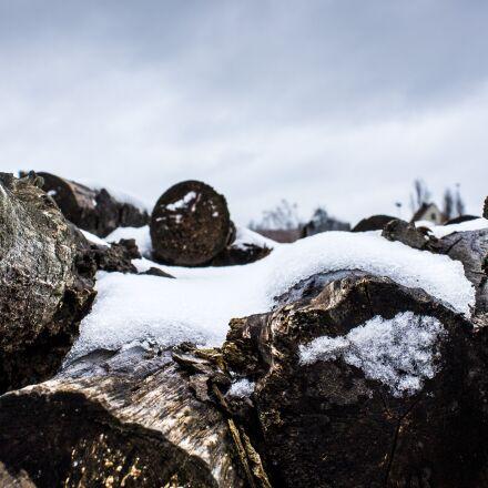 winter, snow, nature, Canon EOS 1100D