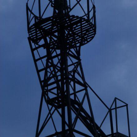 windmill, stub, iron, Panasonic DMC-TZ27