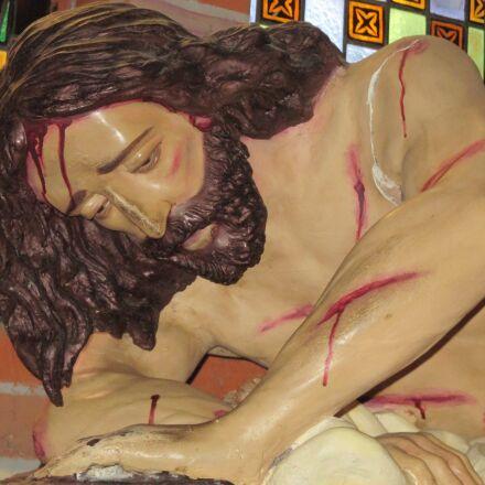jesus, image, catholics, Canon POWERSHOT ELPH 135
