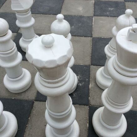 chess, project management, recruitment, Apple iPad Air