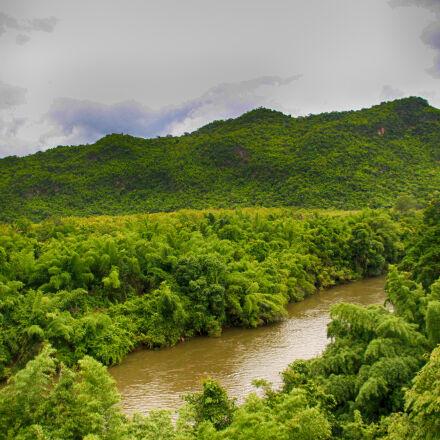 amezon, amezon, thailand, river, Canon EOS 550D