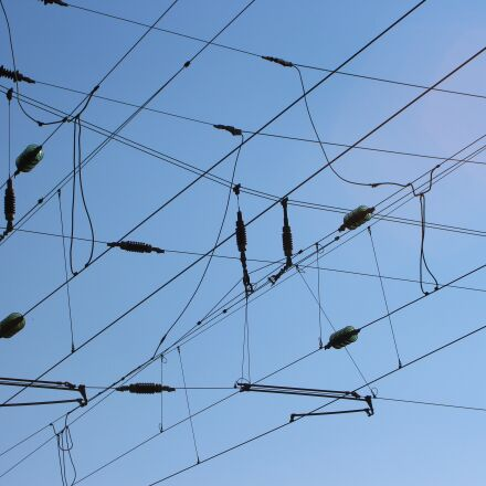 catenary, electricity, current, Canon EOS 700D