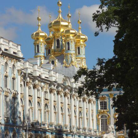 russia, palace, castle, Sony DSC-WX9