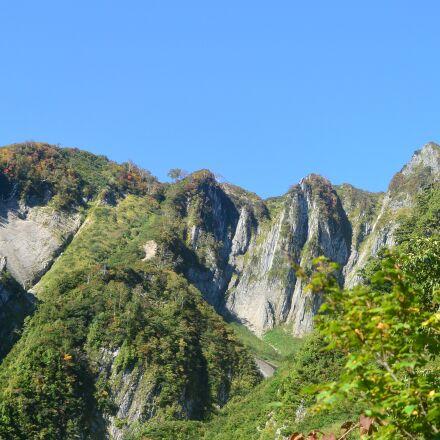 mountain, mountain climbing, mt, Nikon 1 V2