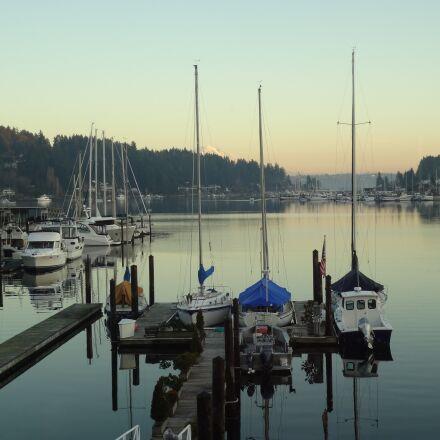 water, boats, outdoors, Sony DSC-WX9