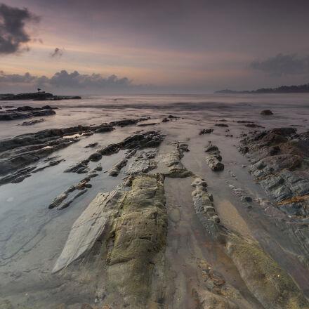 sea, nature, sky, beach, Nikon D90