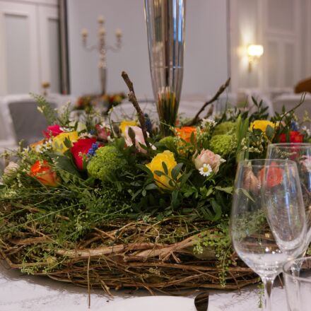 festive, table decoration, arrangement, Samsung NX500