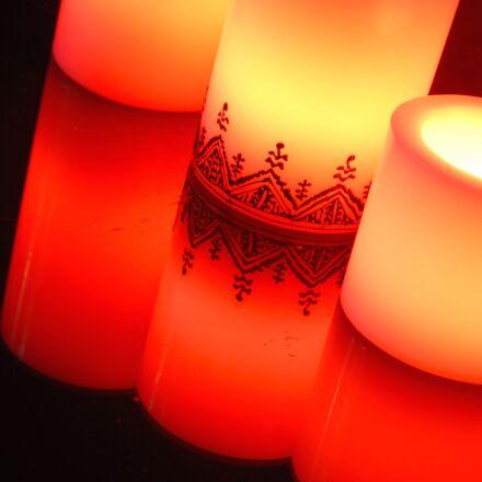 burning, candle, light, shining, Nikon D200