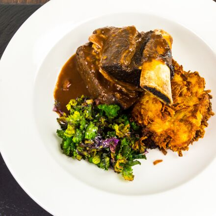 food, meal, plate, Nikon D3200
