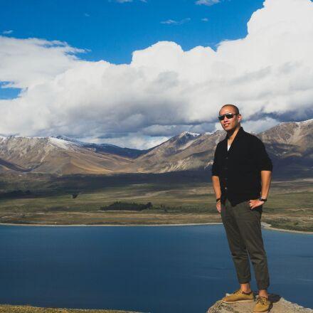 newzealand, lake, tekapo, Panasonic DMC-GH2